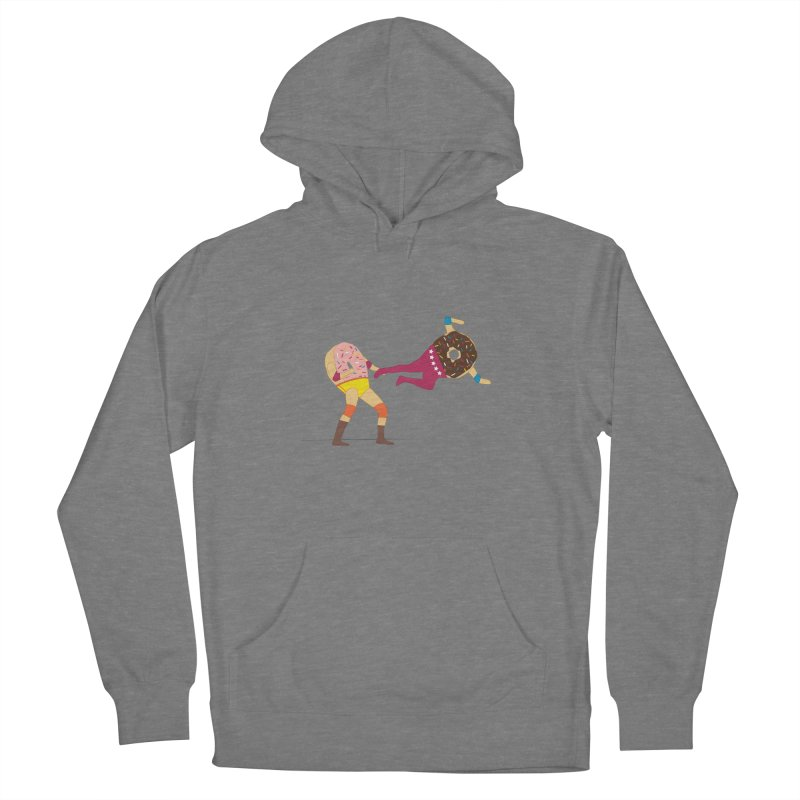 Dropkicks and Donuts Women's Pullover Hoody by kateforay's Shop