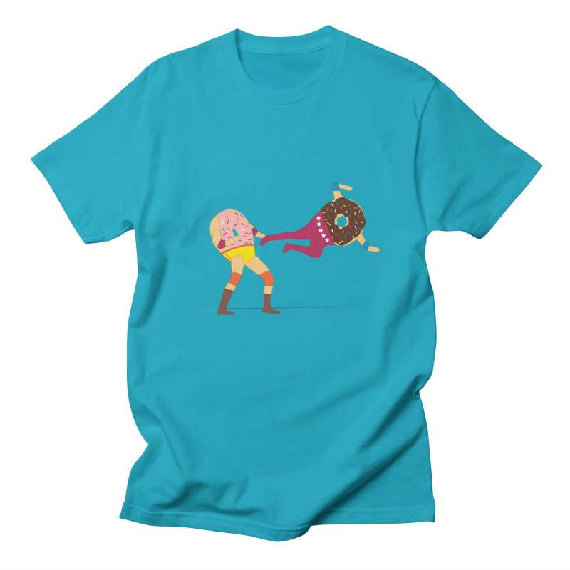 Dropkicks and Donuts Men's T-Shirt by kateforay's Shop
