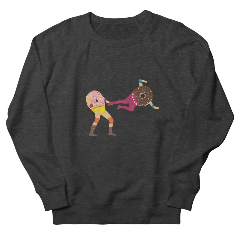 Dropkicks and Donuts Men's Sweatshirt by kateforay's Shop