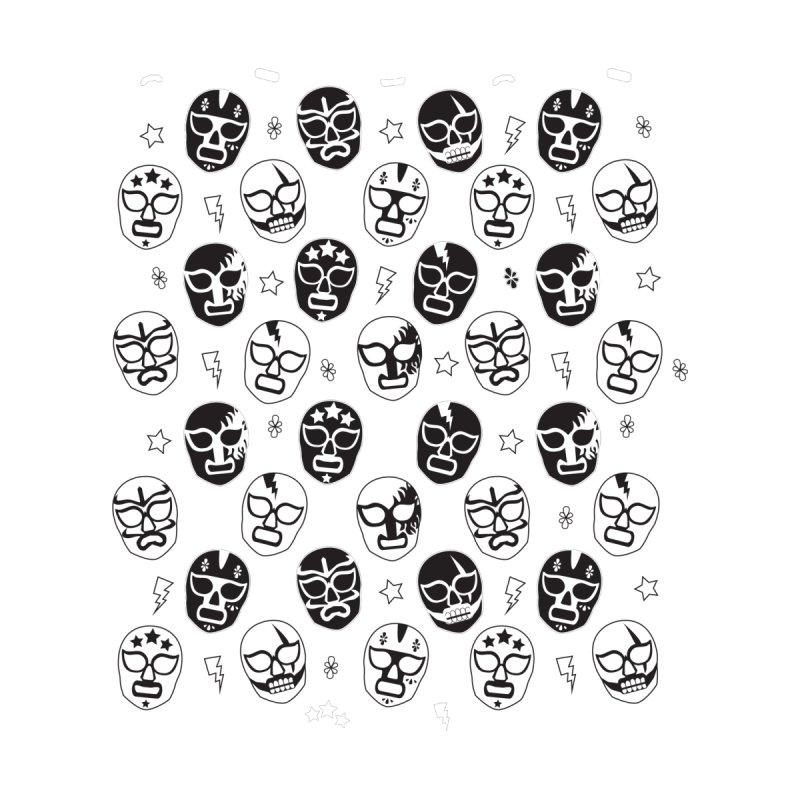 Máscaras (B/W) Men's Tank by kateforay's Shop