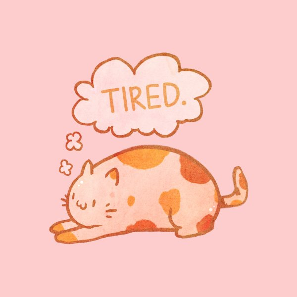 image for Tired Cat