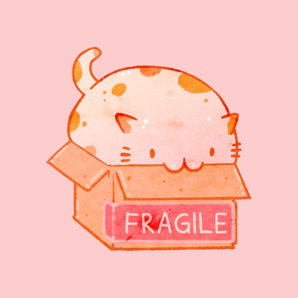 image for Fragile Cat