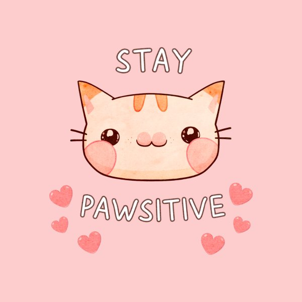 image for Stay Pawsitive