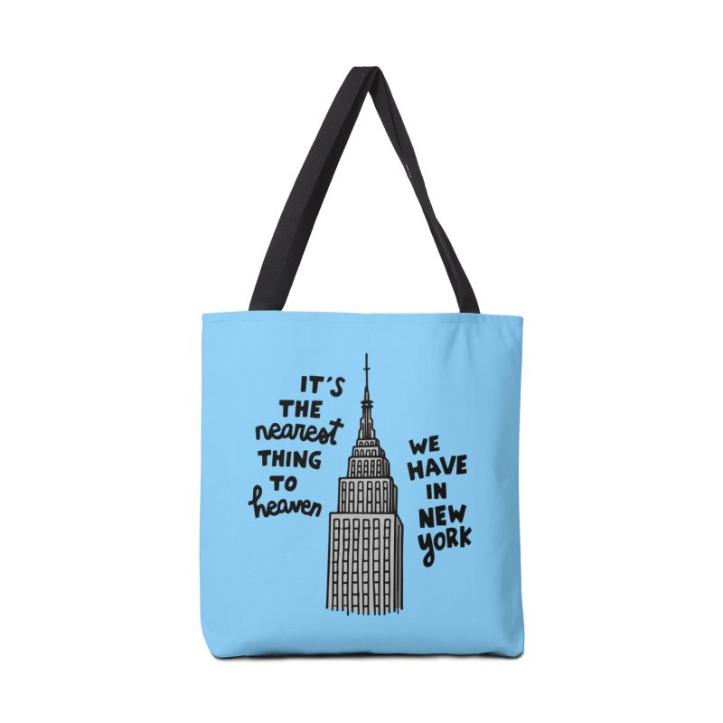 Nearest thing to heaven Accessories Tote Bag Bag by Kate Gabrielle's Artist Shop