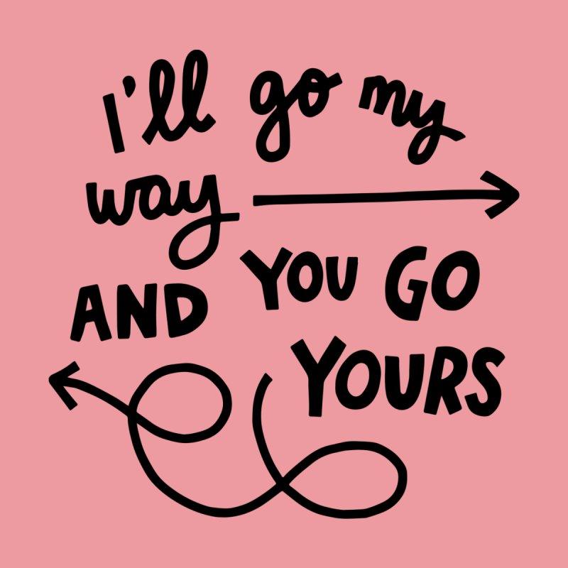I'll go my way by Kate Gabrielle's Artist Shop