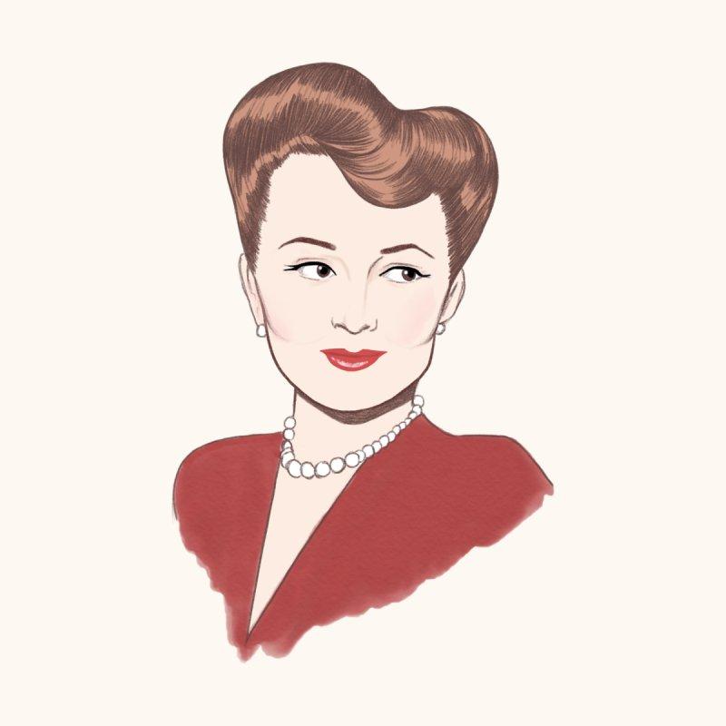 Olivia de Havilland by Kate Gabrielle's Artist Shop