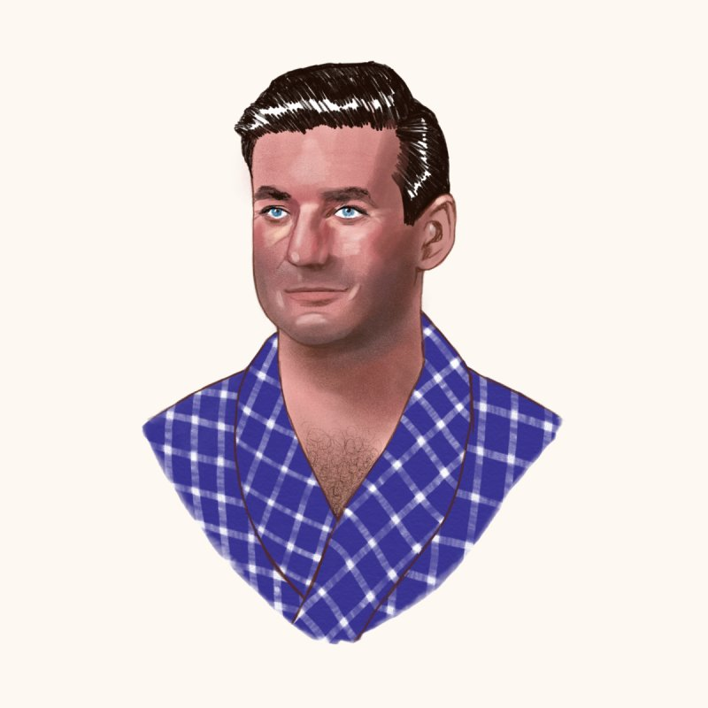 Rod Taylor in Sunday in New York by Kate Gabrielle's Threadless Shop