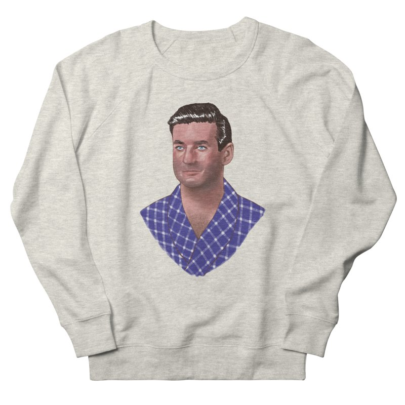 Rod Taylor in Sunday in New York Women's French Terry Sweatshirt by Kate Gabrielle's Artist Shop