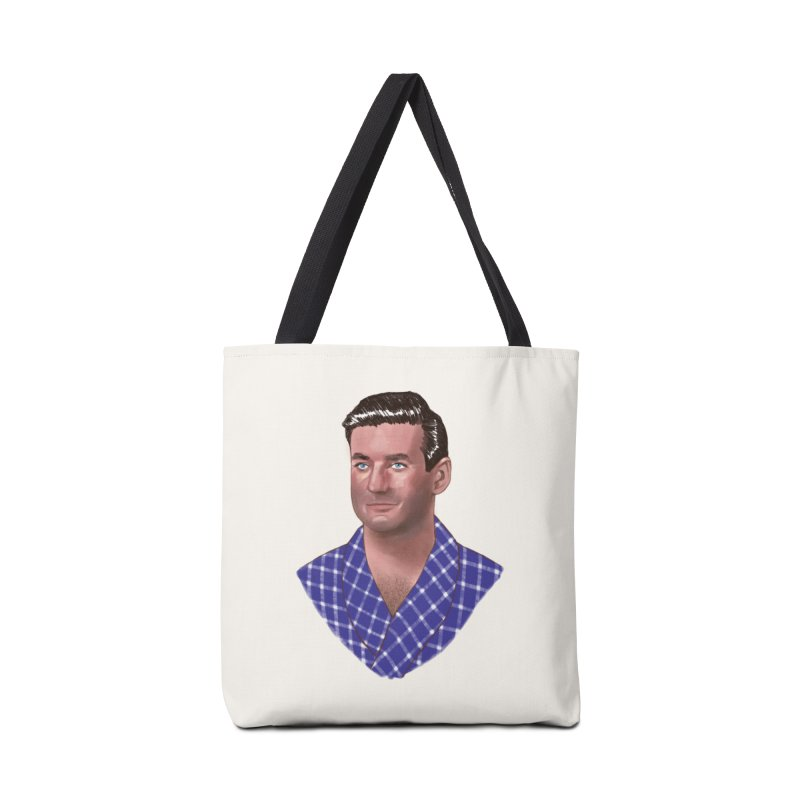 Rod Taylor in Sunday in New York Accessories Tote Bag Bag by Kate Gabrielle's Artist Shop