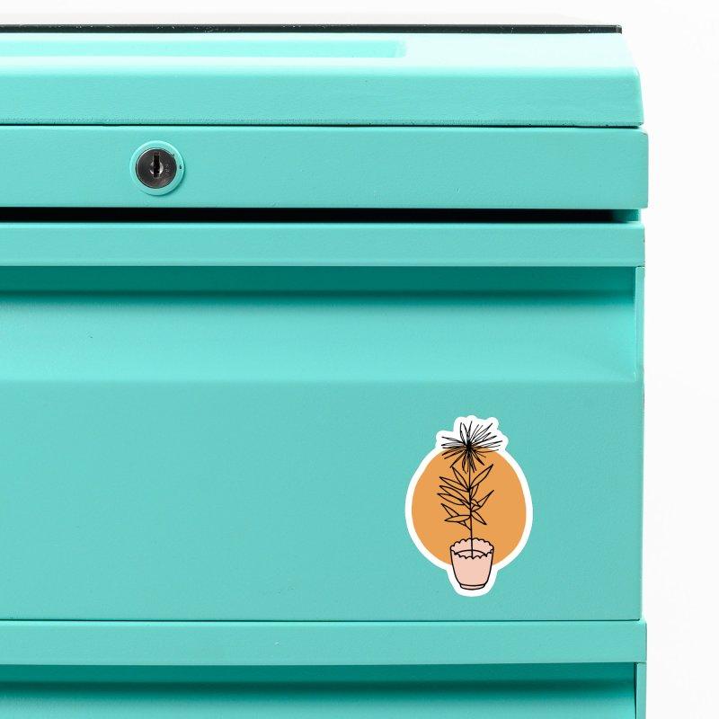 Dear Heart plant Accessories Magnet by Kate Gabrielle's Threadless Shop