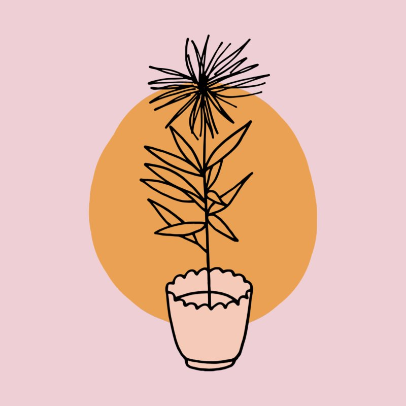 Dear Heart plant by Kate Gabrielle's Threadless Shop