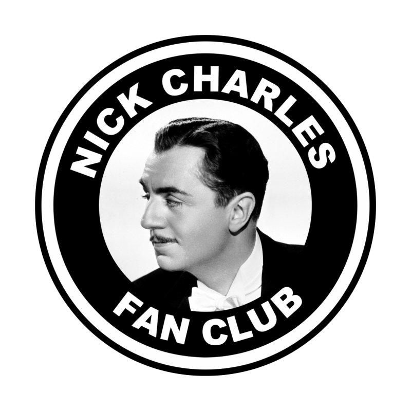 Nick Charles Fan Club by Kate Gabrielle's Threadless Shop