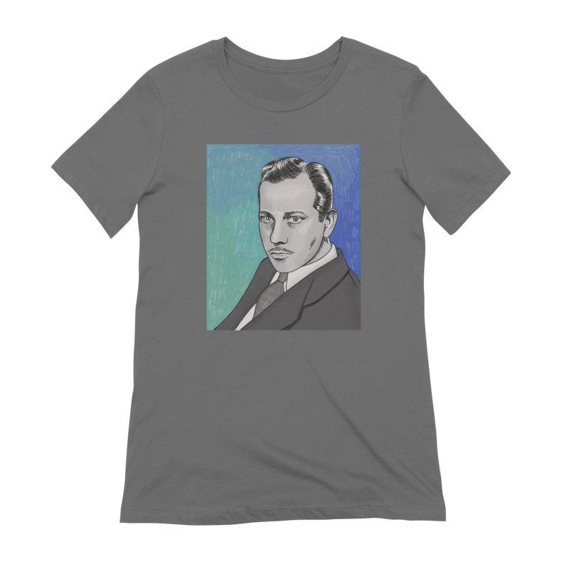 Melvyn Douglas Women's T-Shirt by Kate Gabrielle's Threadless Shop