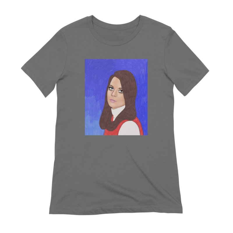 Natalie Wood Women's T-Shirt by Kate Gabrielle's Threadless Shop
