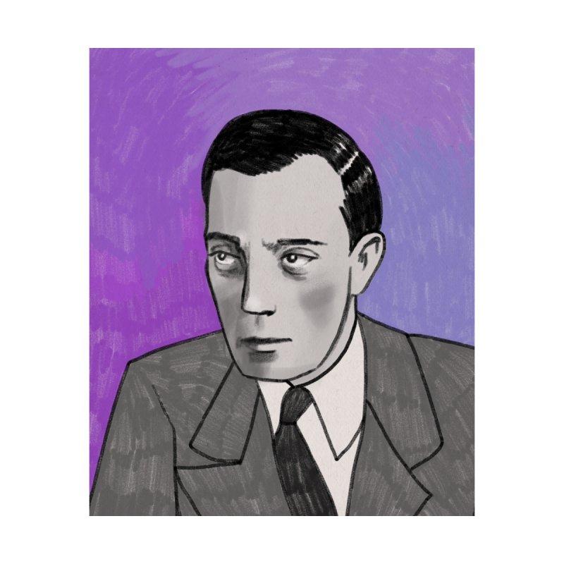 Buster Keaton by Kate Gabrielle's Threadless Shop