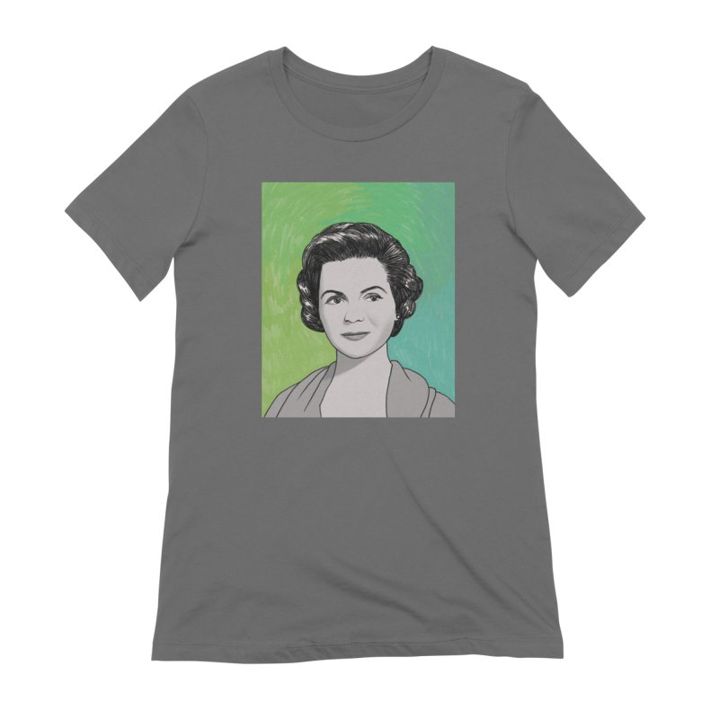 Dorothy McGuire Women's T-Shirt by Kate Gabrielle's Threadless Shop