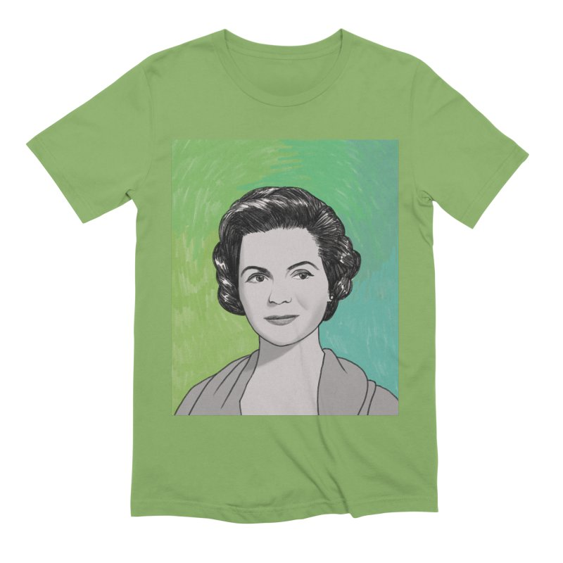 Dorothy McGuire Men's Extra Soft T-Shirt by Kate Gabrielle's Threadless Shop