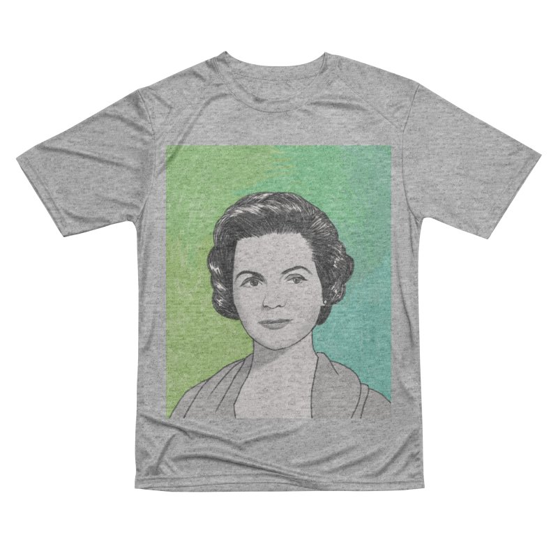 Dorothy McGuire Women's Performance Unisex T-Shirt by Kate Gabrielle's Threadless Shop