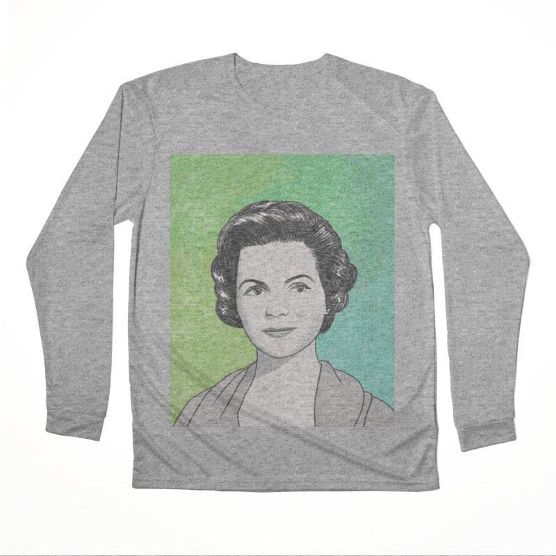 Dorothy McGuire Women's Performance Unisex Longsleeve T-Shirt by Kate Gabrielle's Threadless Shop