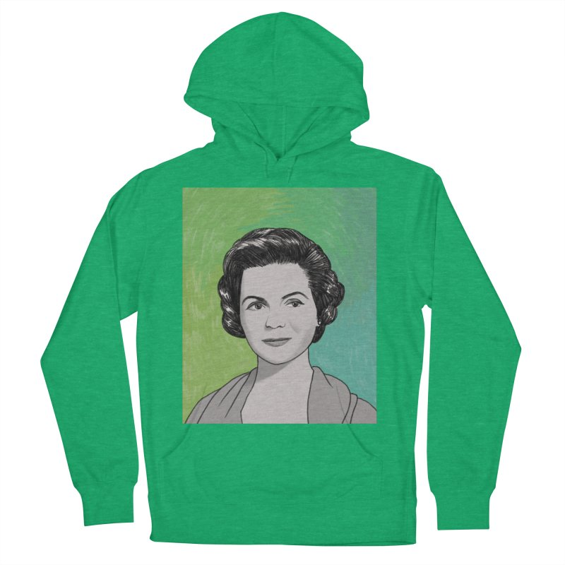 Dorothy McGuire Men's French Terry Pullover Hoody by Kate Gabrielle's Threadless Shop