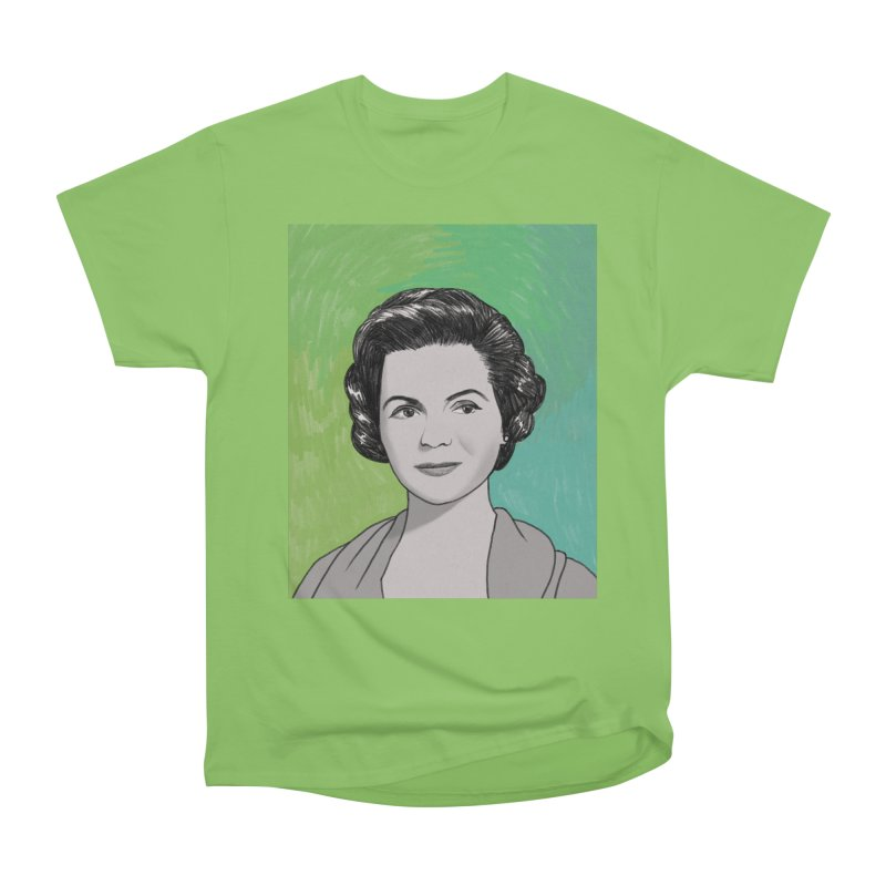 Dorothy McGuire Men's Heavyweight T-Shirt by Kate Gabrielle's Threadless Shop