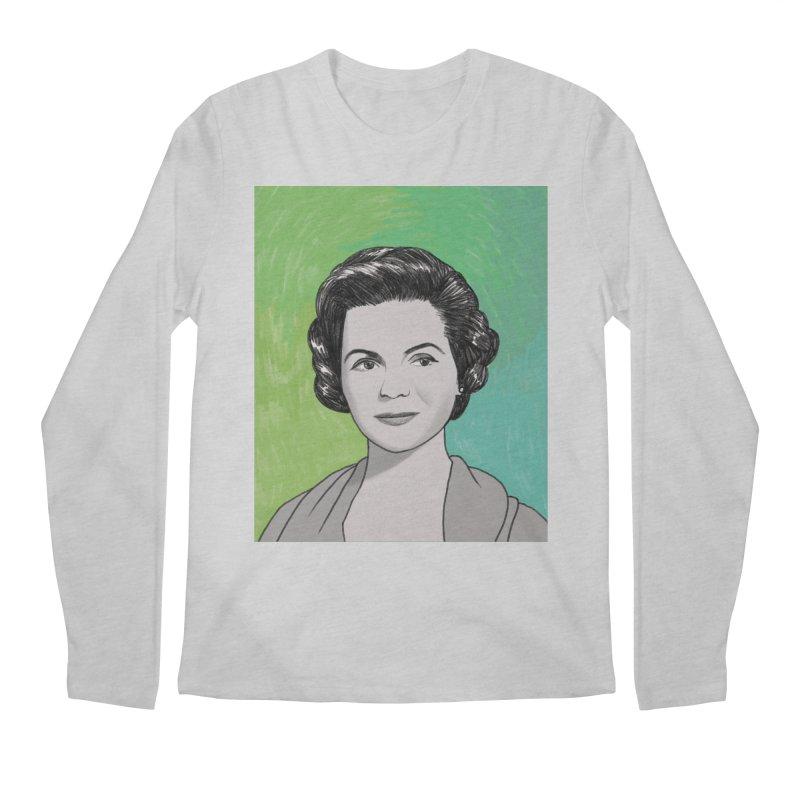 Dorothy McGuire Men's Regular Longsleeve T-Shirt by Kate Gabrielle's Threadless Shop