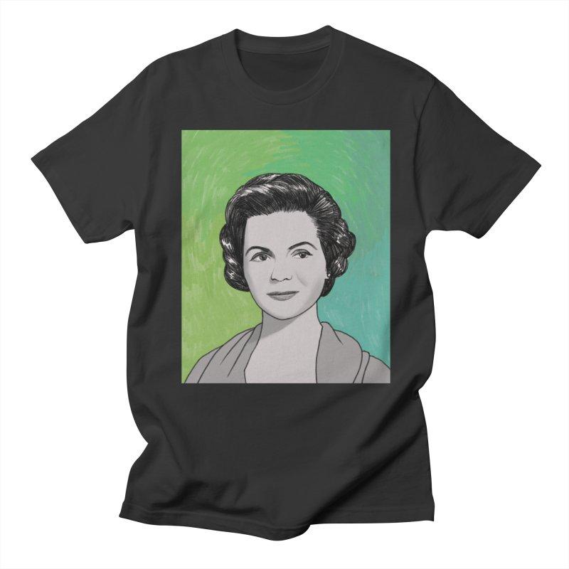 Dorothy McGuire Women's Regular Unisex T-Shirt by Kate Gabrielle's Threadless Shop