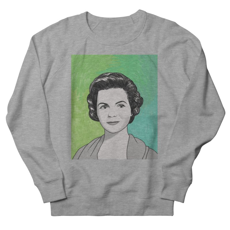 Dorothy McGuire Women's French Terry Sweatshirt by Kate Gabrielle's Threadless Shop