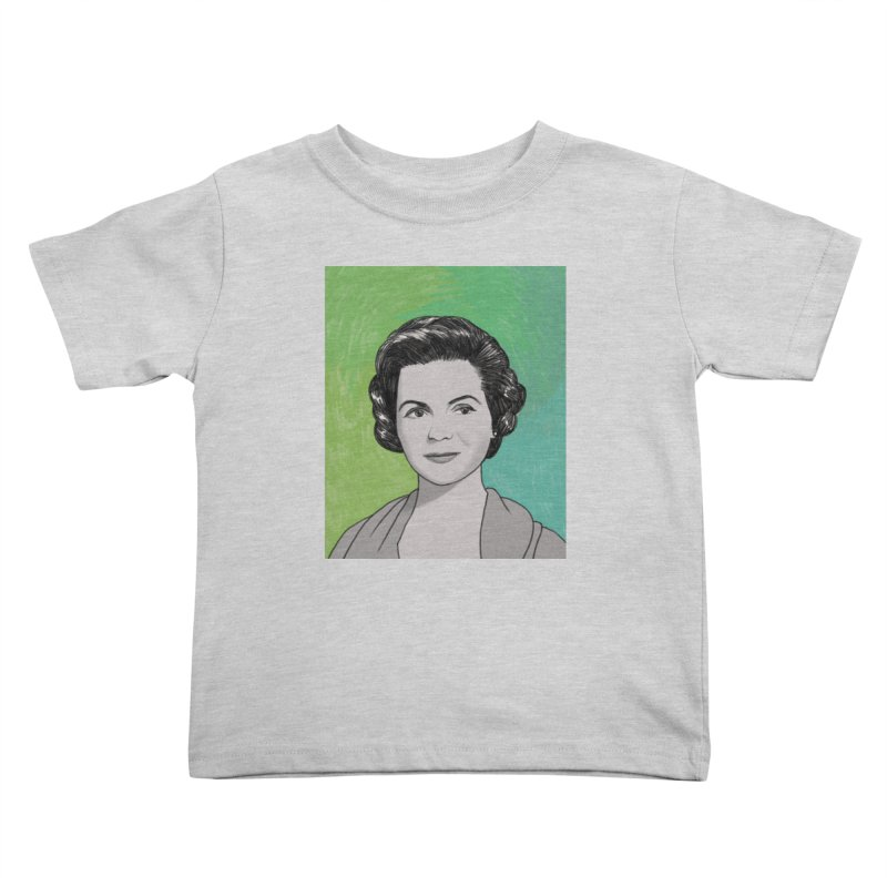 Dorothy McGuire Kids Toddler T-Shirt by Kate Gabrielle's Threadless Shop
