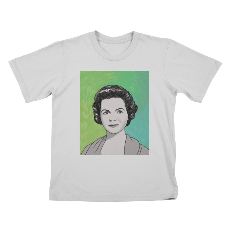 Dorothy McGuire Kids T-Shirt by Kate Gabrielle's Threadless Shop