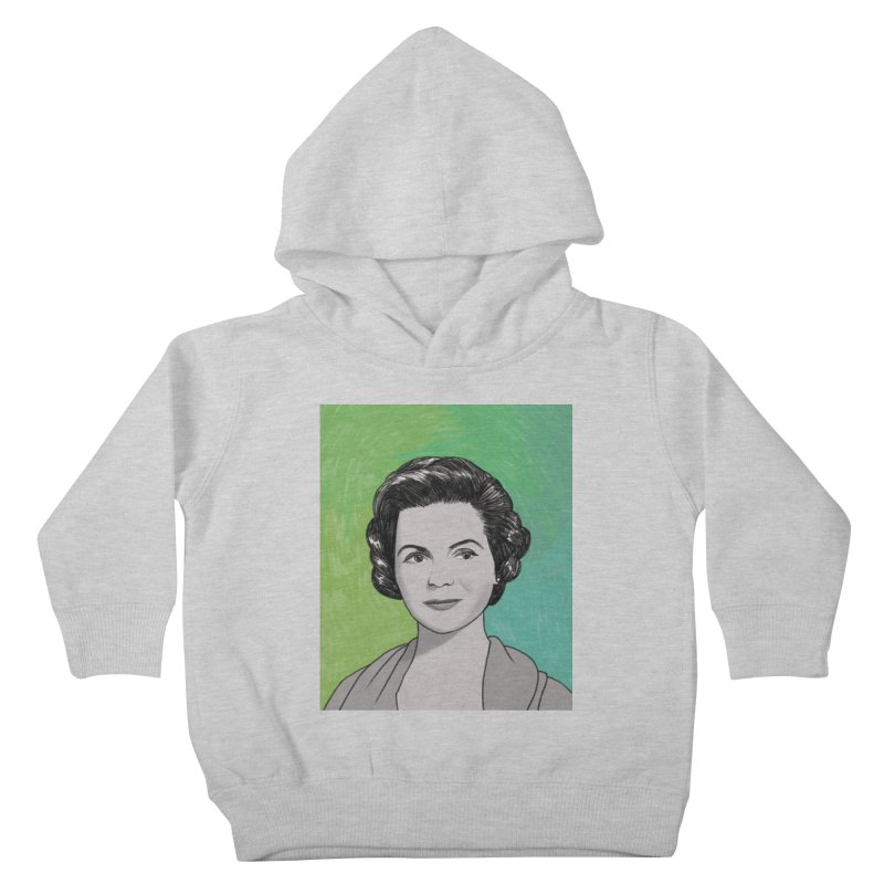 Dorothy McGuire Kids Toddler Pullover Hoody by Kate Gabrielle's Threadless Shop
