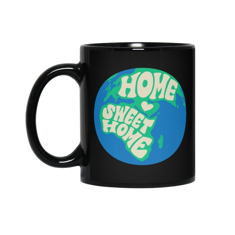 Home Sweet Home Accessories Standard Mug by Kate Gabrielle's Threadless Shop