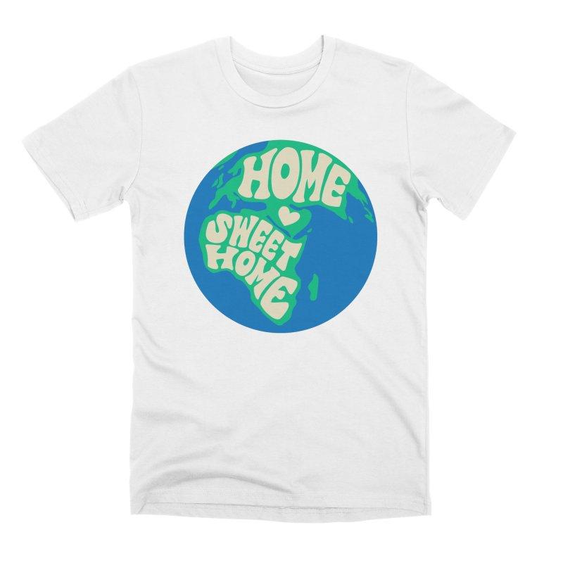 Home Sweet Home Men's Premium T-Shirt by Kate Gabrielle's Threadless Shop