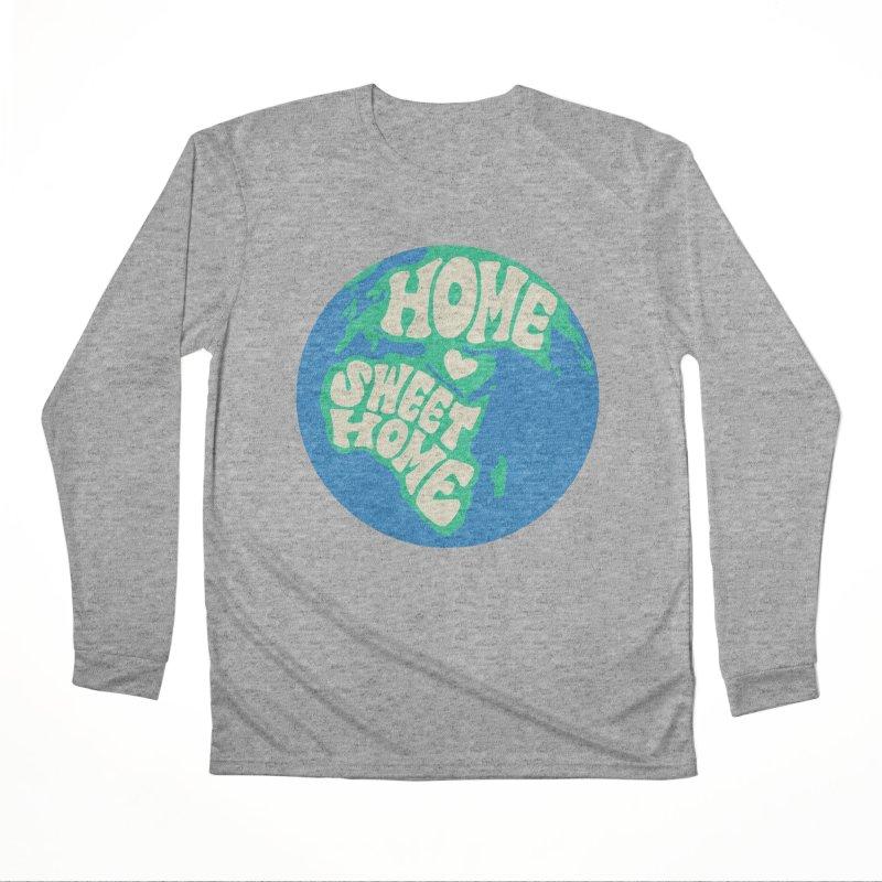Home Sweet Home Women's Performance Unisex Longsleeve T-Shirt by Kate Gabrielle's Threadless Shop