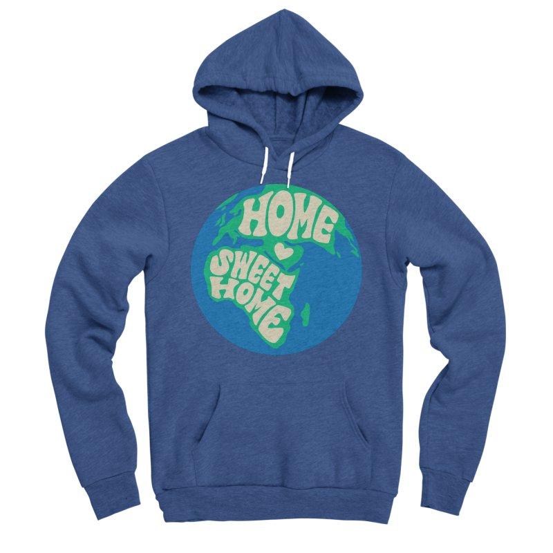 Home Sweet Home Men's Sponge Fleece Pullover Hoody by Kate Gabrielle's Threadless Shop