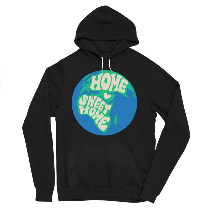 Home Sweet Home Women's Sponge Fleece Pullover Hoody by Kate Gabrielle's Threadless Shop