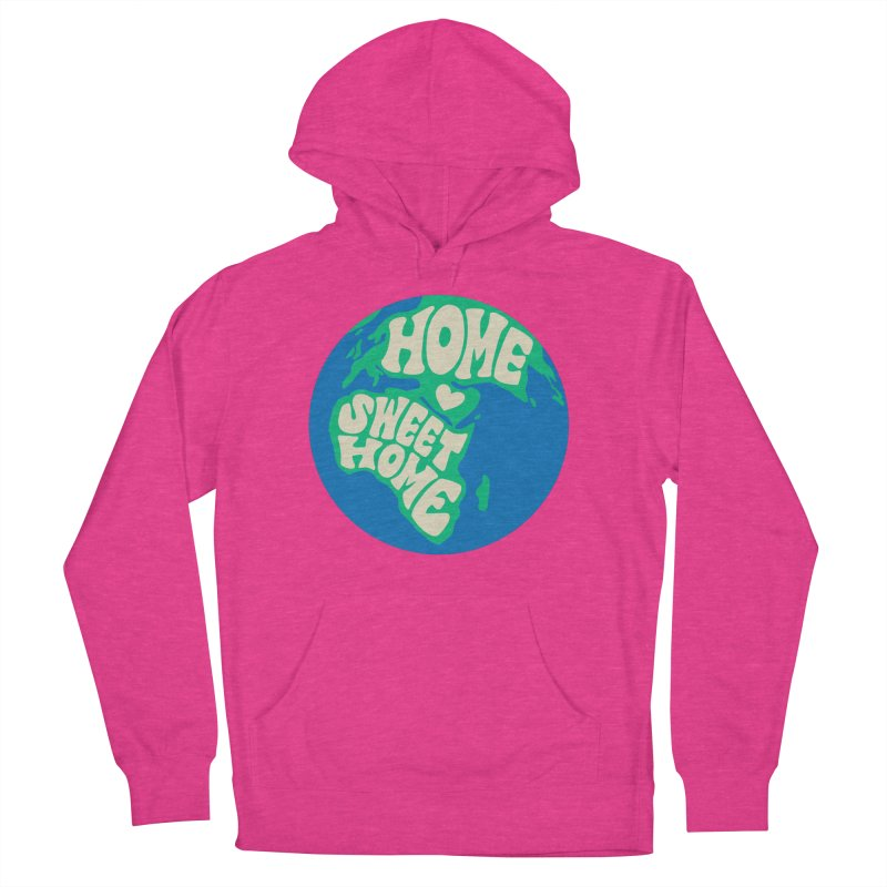 Home Sweet Home Women's French Terry Pullover Hoody by Kate Gabrielle's Threadless Shop