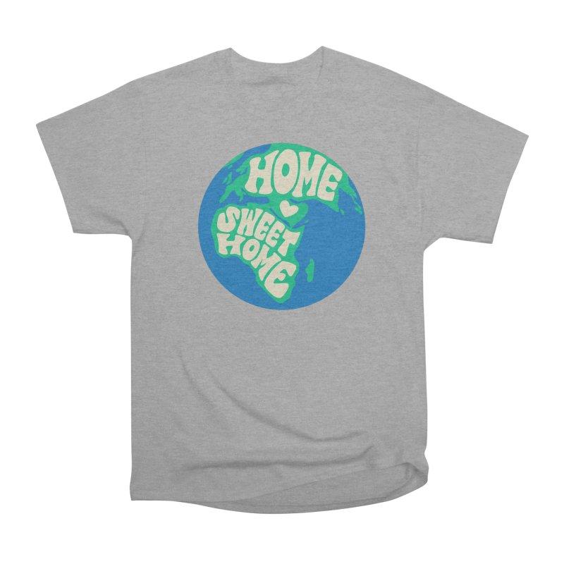 Home Sweet Home Men's Heavyweight T-Shirt by Kate Gabrielle's Threadless Shop