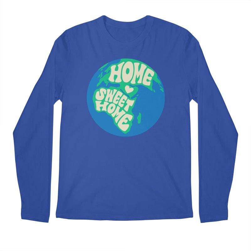 Home Sweet Home Men's Regular Longsleeve T-Shirt by Kate Gabrielle's Threadless Shop