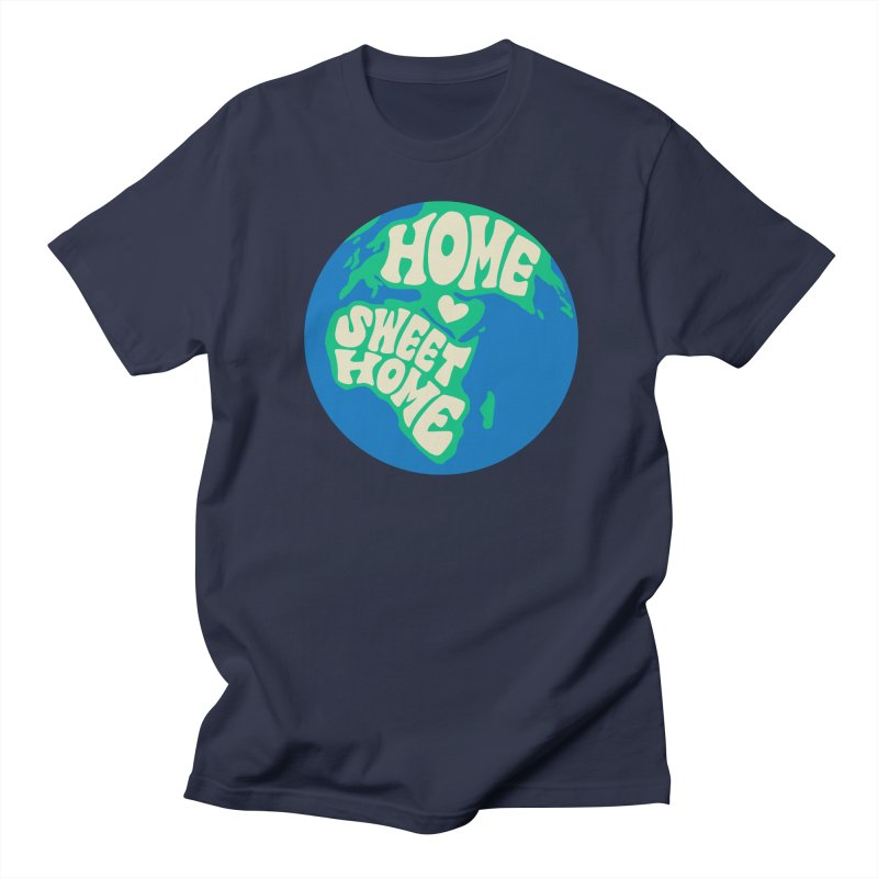 Home Sweet Home Men's Regular T-Shirt by Kate Gabrielle's Threadless Shop