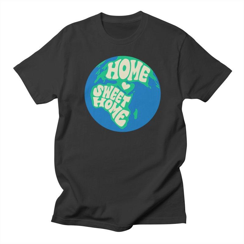 Home Sweet Home Women's Regular Unisex T-Shirt by Kate Gabrielle's Threadless Shop