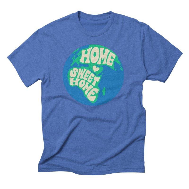 Home Sweet Home Men's Triblend T-Shirt by Kate Gabrielle's Threadless Shop
