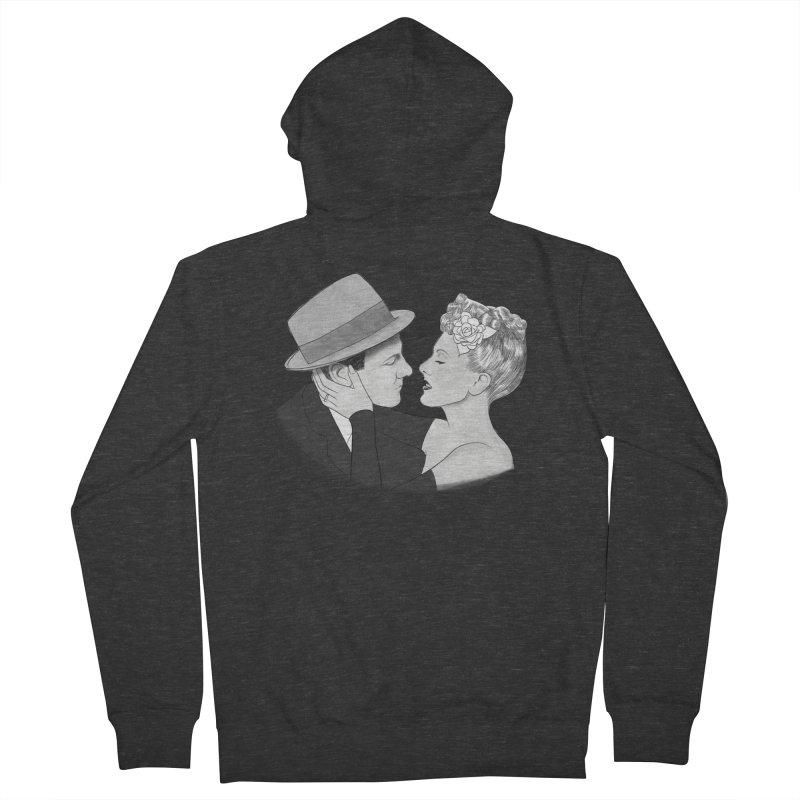 The More The Merrier Women's French Terry Zip-Up Hoody by Kate Gabrielle's Threadless Shop