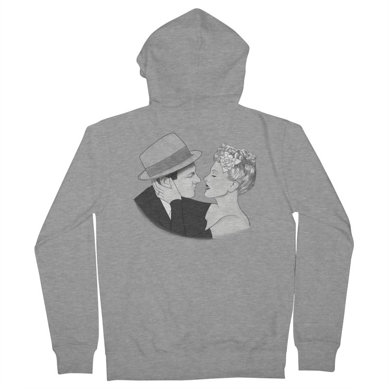 The More The Merrier Men's French Terry Zip-Up Hoody by Kate Gabrielle's Threadless Shop