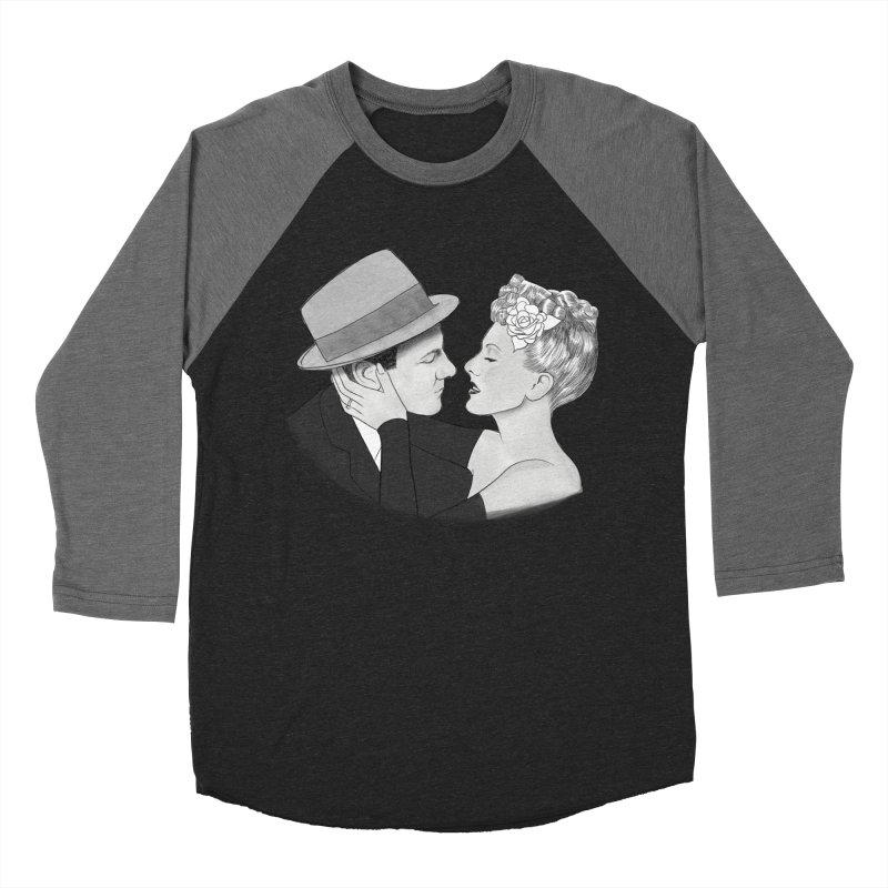 The More The Merrier Women's Baseball Triblend Longsleeve T-Shirt by Kate Gabrielle's Threadless Shop