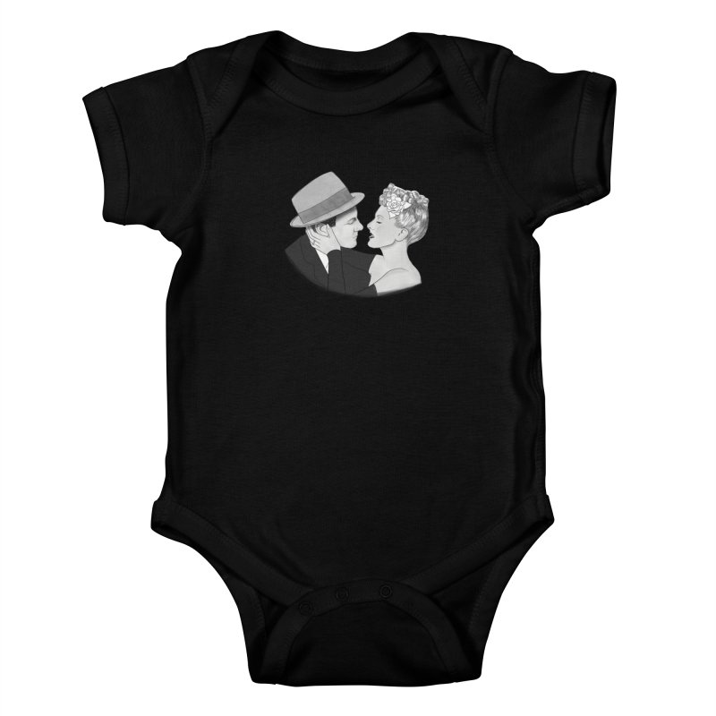 The More The Merrier Kids Baby Bodysuit by Kate Gabrielle's Threadless Shop