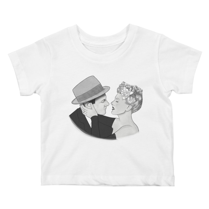 The More The Merrier Kids Baby T-Shirt by Kate Gabrielle's Threadless Shop