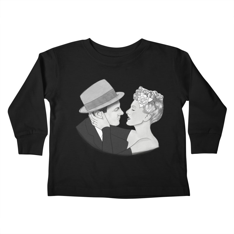 The More The Merrier Kids Toddler Longsleeve T-Shirt by Kate Gabrielle's Threadless Shop