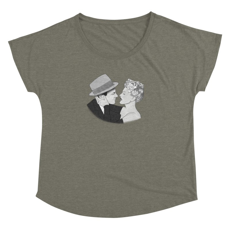 The More The Merrier Women's Dolman Scoop Neck by Kate Gabrielle's Threadless Shop