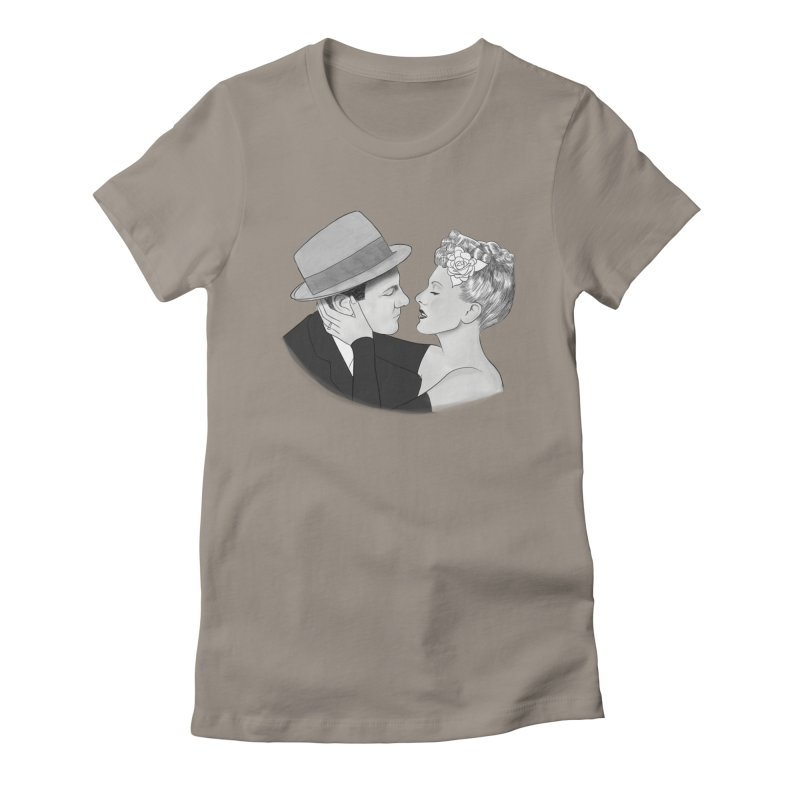 The More The Merrier Women's Fitted T-Shirt by Kate Gabrielle's Threadless Shop